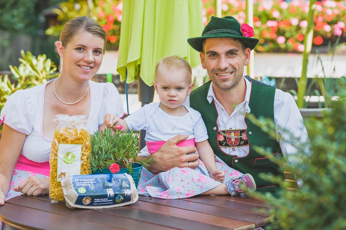 Familie Lautenbacher